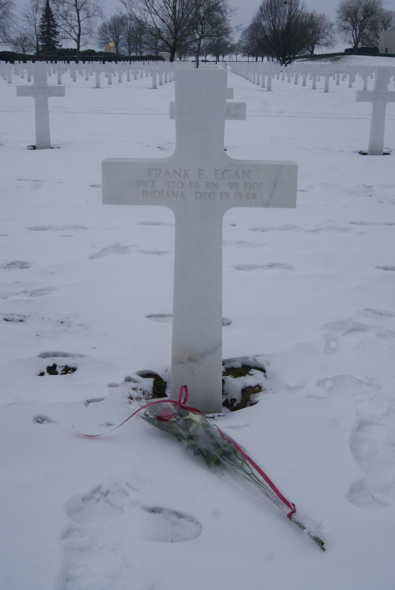 Visite des Cimetières US - 12 février 2012. Dsc02625