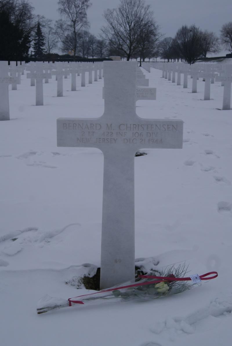 Visite des Cimetières US - 12 février 2012. Dsc02629