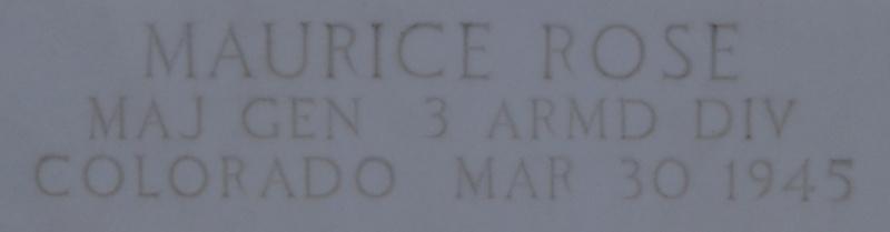 Cimetière Américain - Margraten ( Hollande ) Dsc02646
