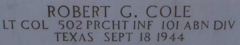Cimetière Américain - Margraten ( Hollande ) Dsc02649
