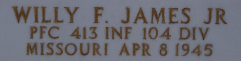 Cimetière Américain - Margraten ( Hollande ) Dsc02656