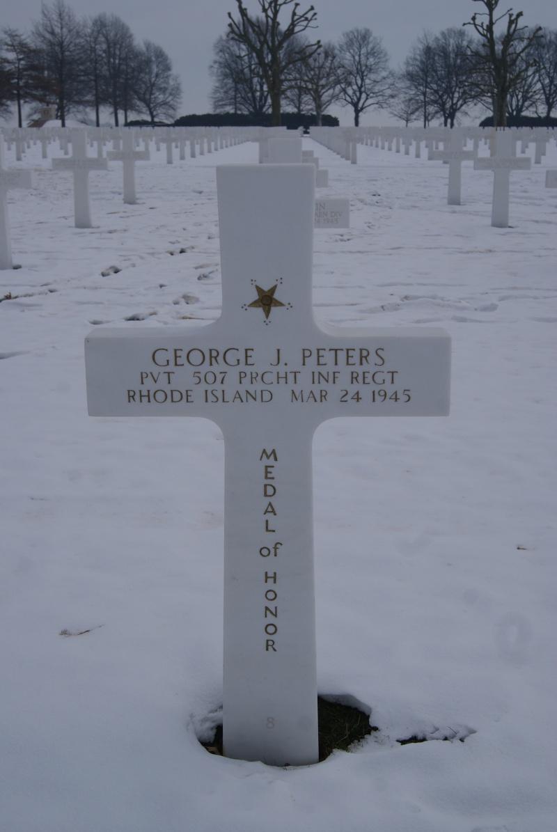 Cimetière Américain - Margraten ( Hollande ) Dsc02658