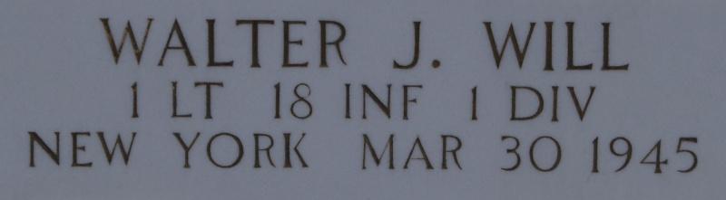 Cimetière Américain - Margraten ( Hollande ) Dsc02665
