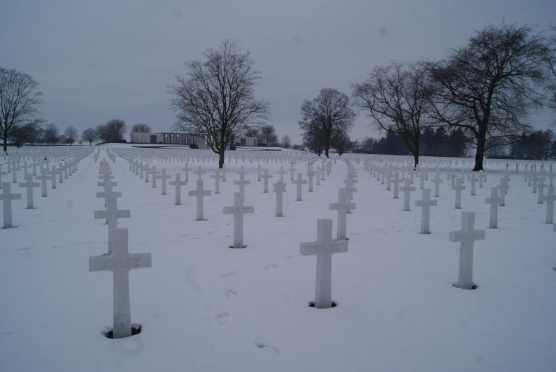 Visite des Cimetières US - 12 février 2012. Dsc02711
