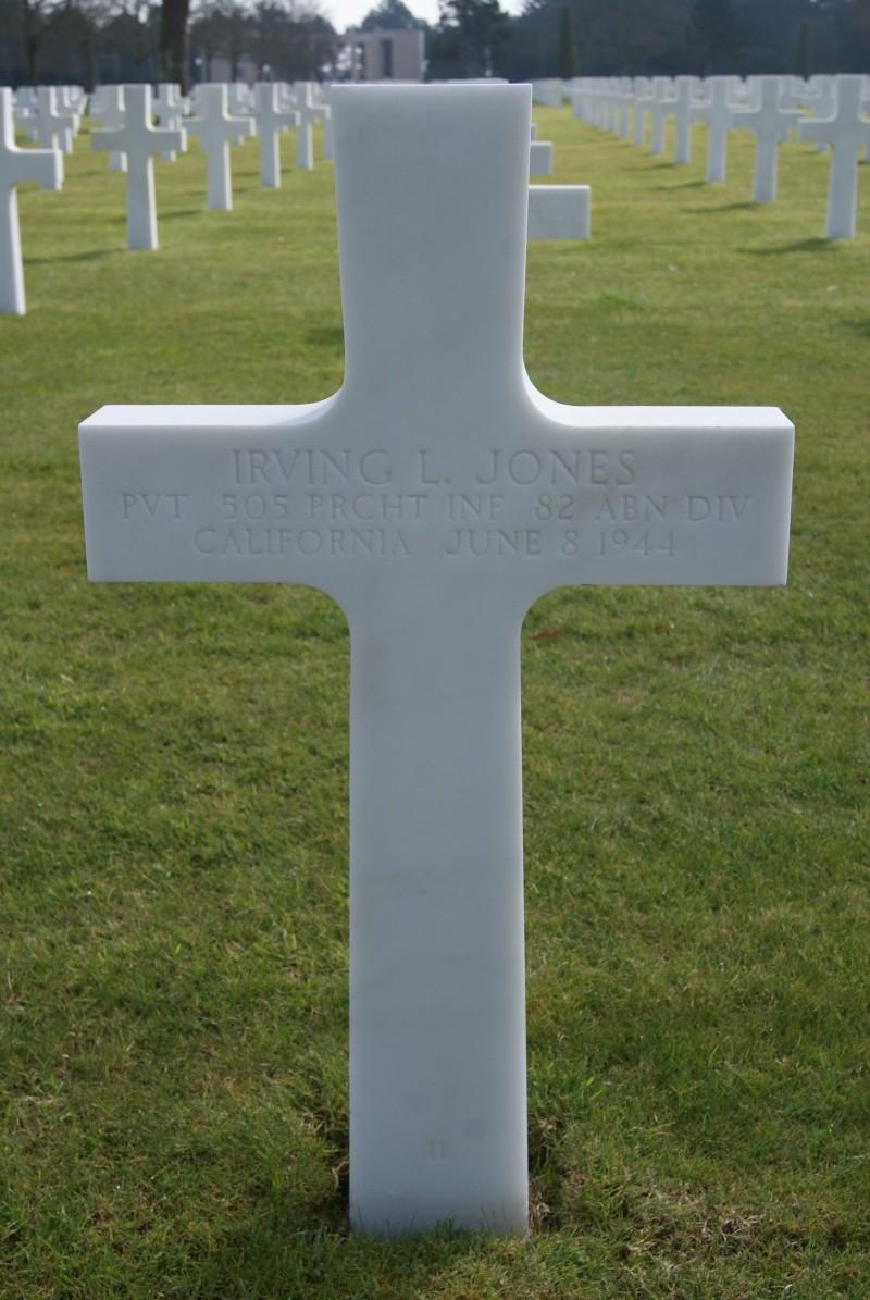 Monument WW2 - Fresville ( Normandie ) Dsc03336