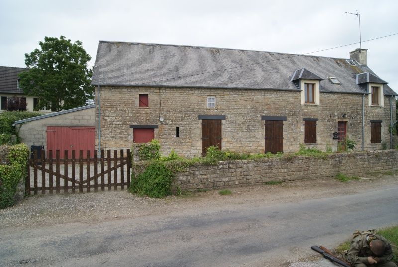 Monument WW2 - Picauville ( Normandie ) Dsc04338