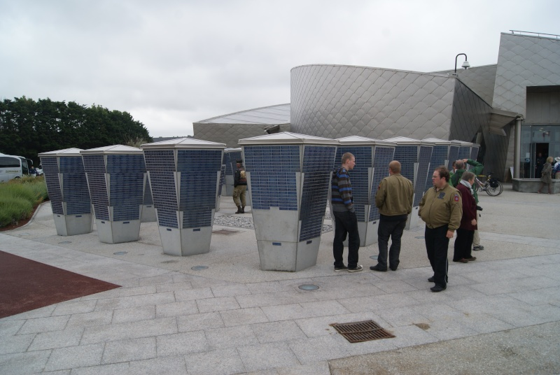 Musée WW2 - Courseulle sur Mer ( Normandie ) Dsc06810