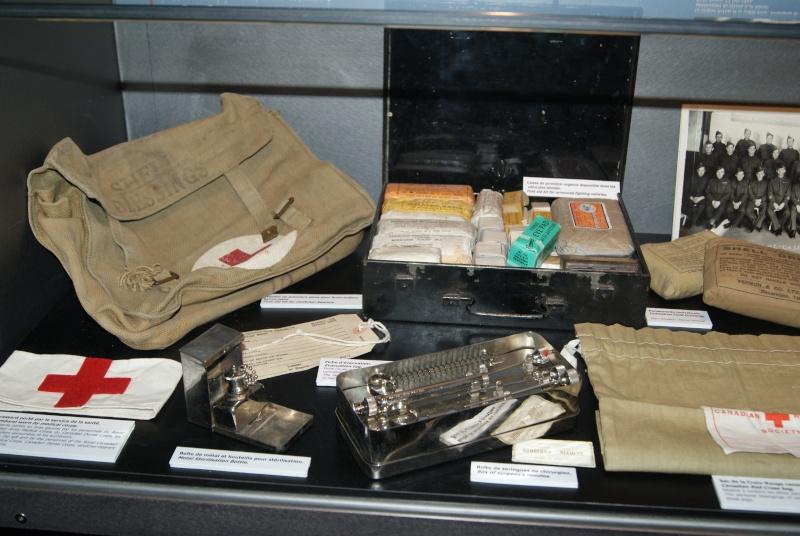 Musée WW2 - Courseulle sur Mer ( Normandie ) Dsc06811