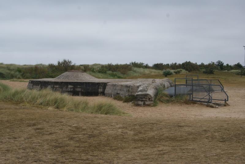 Musée WW2 - Courseulle sur Mer ( Normandie ) Dsc06812