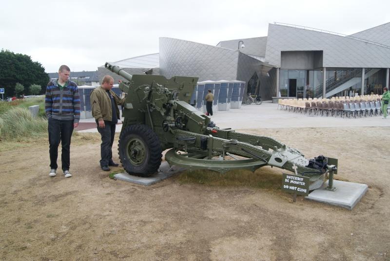 Musée WW2 - Courseulle sur Mer ( Normandie ) Dsc06813