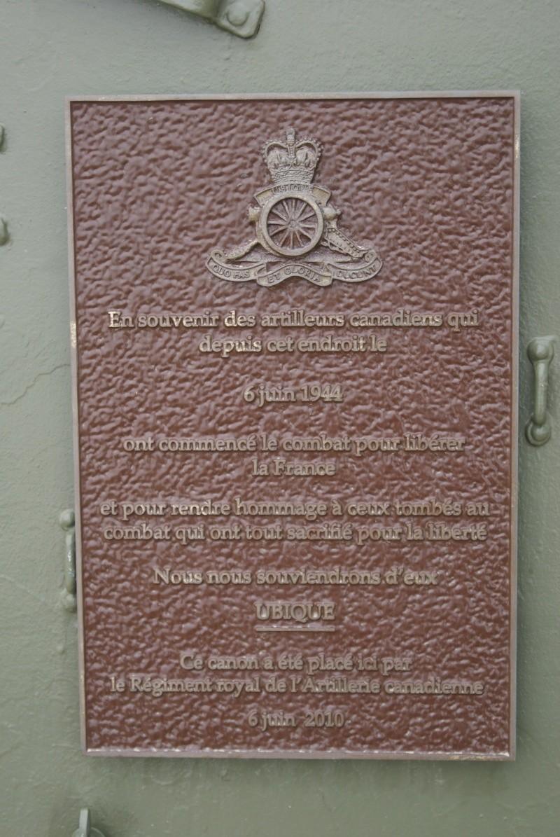 Musée WW2 - Courseulle sur Mer ( Normandie ) Dsc06815