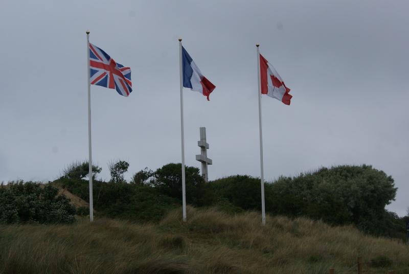 Monument WW2 - Courseulle sur Mer ( Normandie ) Dsc06820