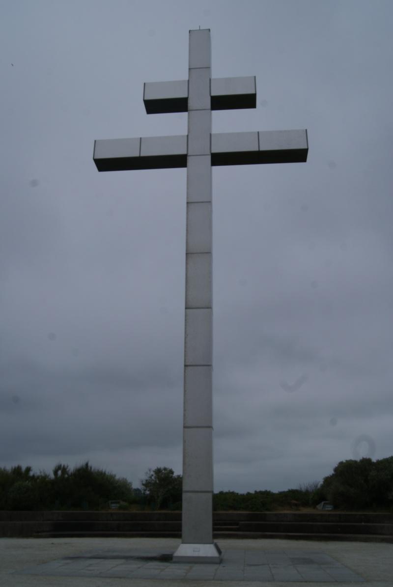 Monument WW2 - Courseulle sur Mer ( Normandie ) Dsc06821