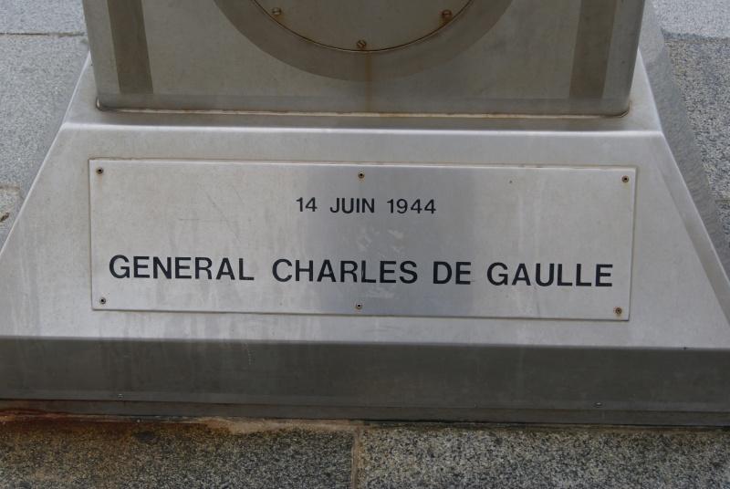 Monument WW2 - Courseulle sur Mer ( Normandie ) Dsc06822