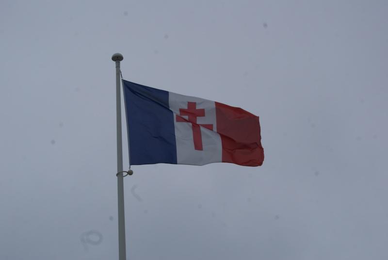 Monument WW2 - Courseulle sur Mer ( Normandie ) Dsc06823