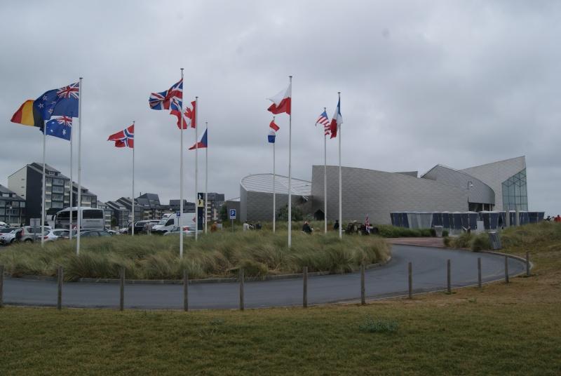 Musée WW2 - Courseulle sur Mer ( Normandie ) Dsc06911