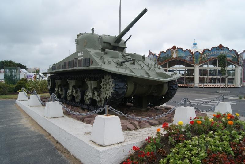 Monument WW2 - Courseulle sur Mer ( Normandie ) Dsc06917