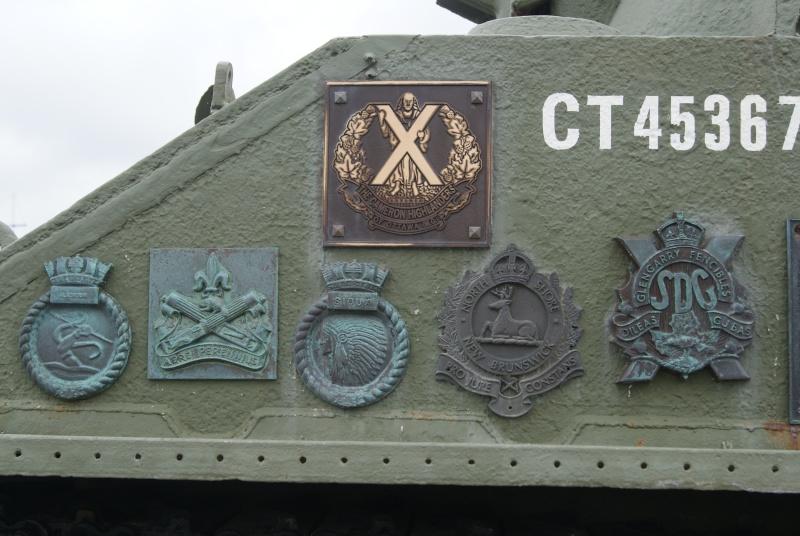 Monument WW2 - Courseulle sur Mer ( Normandie ) Dsc06918