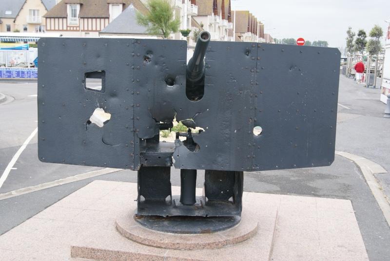 Monument WW2 - Courseulle sur Mer ( Normandie ) Dsc06920