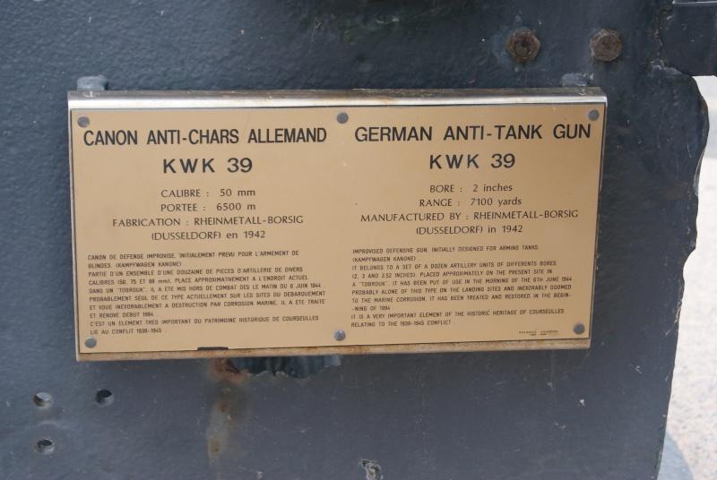 Monument WW2 - Courseulle sur Mer ( Normandie ) Dsc06921