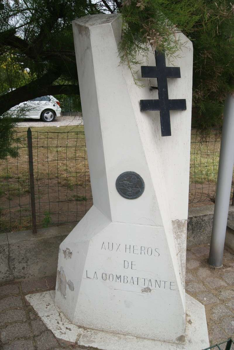 Monument WW2 - Courseulle sur Mer ( Normandie ) Dsc06928