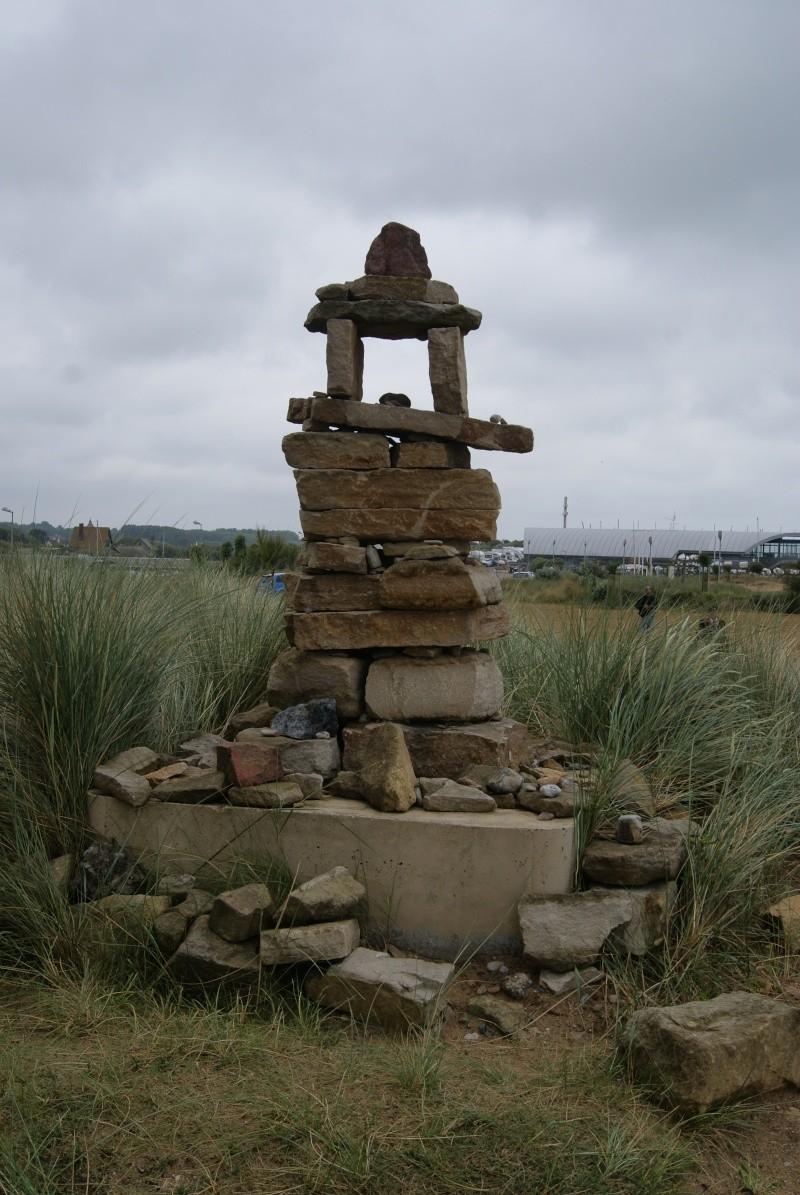 Monument WW2 - Courseulle sur Mer ( Normandie ) Dsc06931
