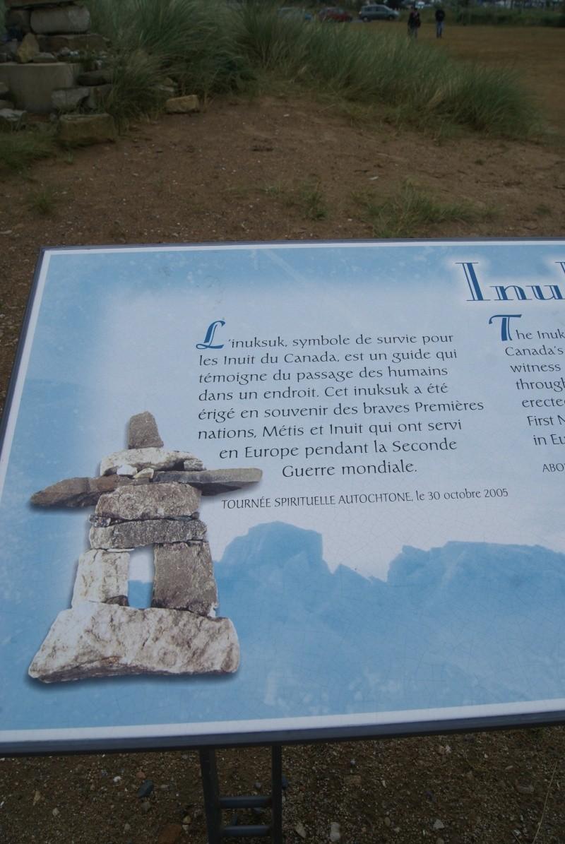 Monument WW2 - Courseulle sur Mer ( Normandie ) Dsc06932