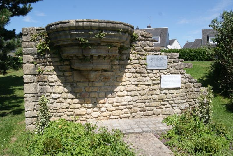 Monument WW2 - Montebourg ( Normandie ) Dsc08614