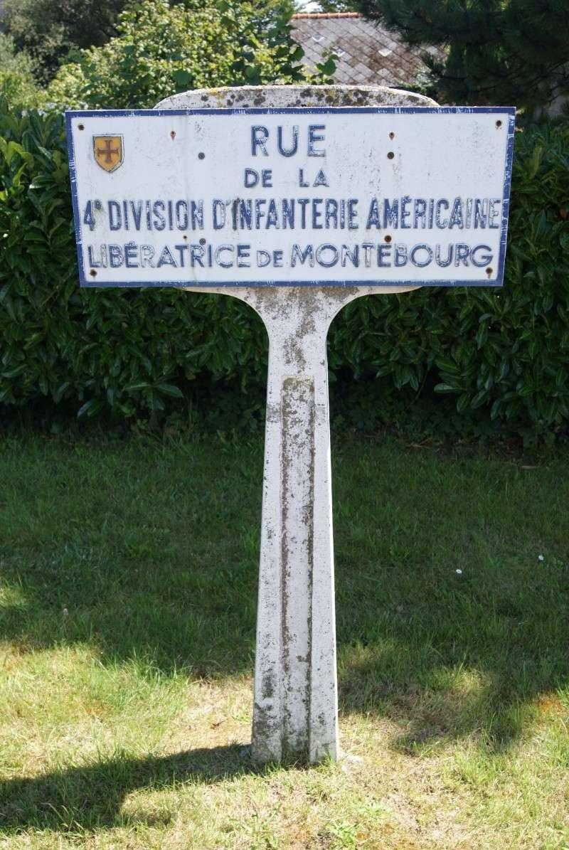 Monument WW2 - Montebourg ( Normandie ) Dsc08616