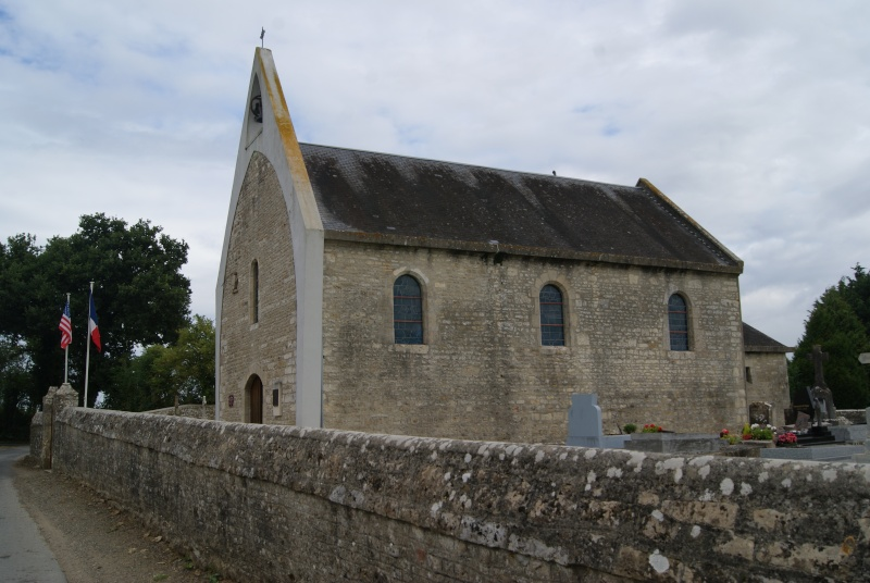 Monument WW2 - Cauquigny  ( Normandie ) Dsc08912