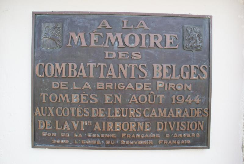 Monuments WW2 dédiés à la Brigade Piron. ( Normandie ) Dsc08924