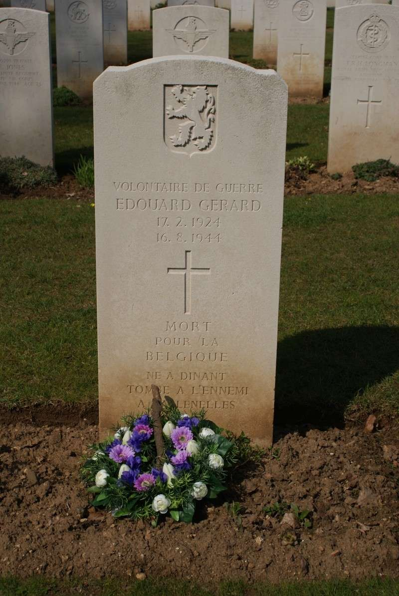Monuments WW2 dédiés à la Brigade Piron. ( Normandie ) Dsc08927