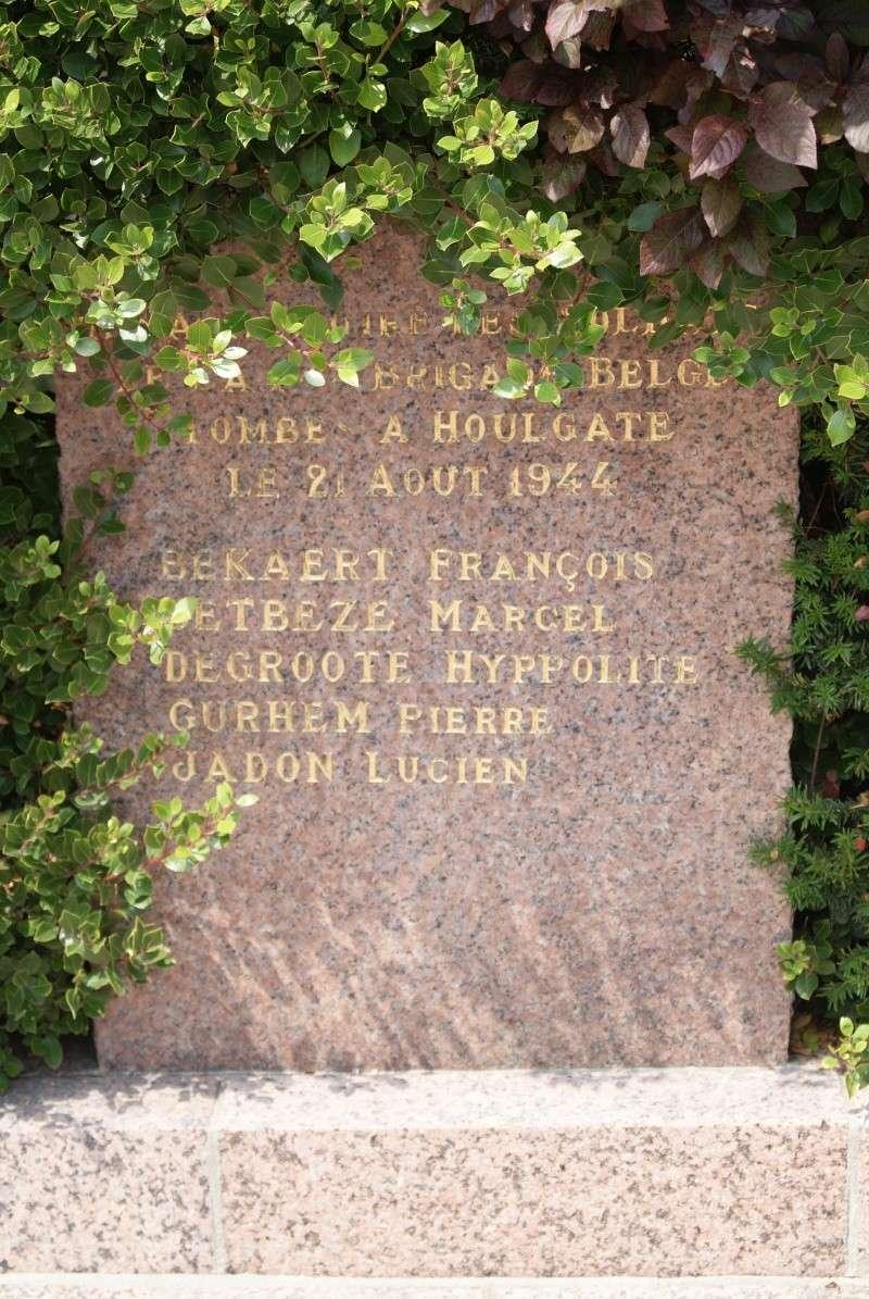 Monuments WW2 dédiés à la Brigade Piron. ( Normandie ) Dsc09927