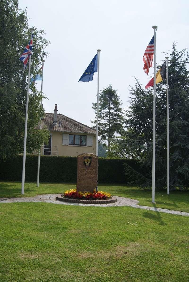 Monuments WW2 dédiés à la Brigade Piron. ( Normandie ) Dsc09930