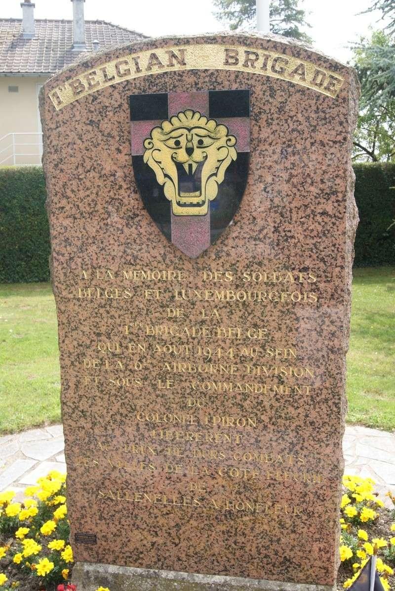 Monuments WW2 dédiés à la Brigade Piron. ( Normandie ) Dsc09931