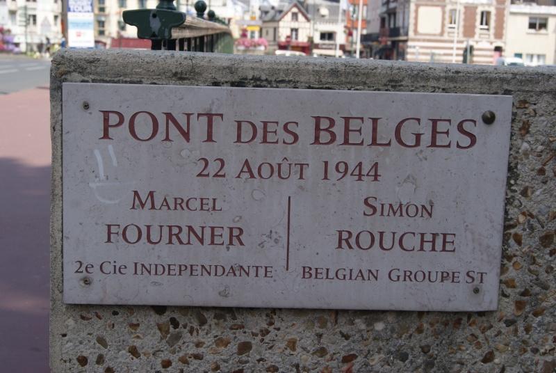Monuments WW2 dédiés à la Brigade Piron. ( Normandie ) Dsc09938