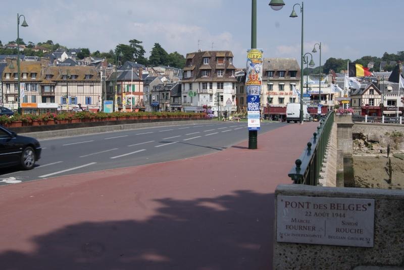 Monuments WW2 dédiés à la Brigade Piron. ( Normandie ) Dsc09940