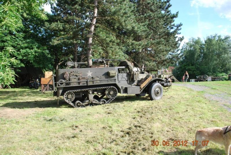 Camp de Tubize - 29 juin au 01 juillet 2012. Dsc_0415