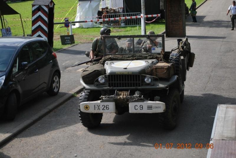 Camp de Tubize - 29 juin au 01 juillet 2012. Dsc_0511