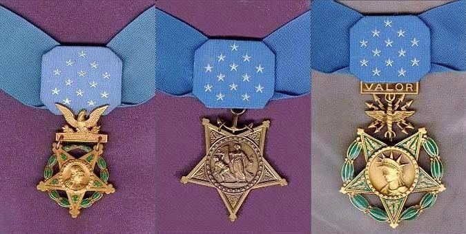 Médaille d'Honneur US Medals10