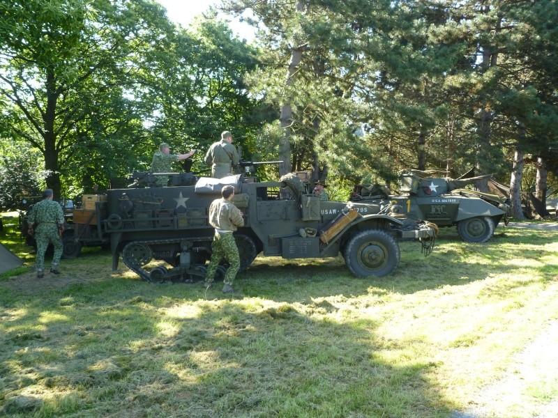 Camp de Tubize - 29 juin au 01 juillet 2012. P1010911