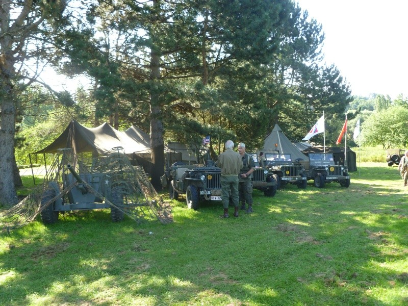 Camp de Tubize - 29 juin au 01 juillet 2012. P1010913