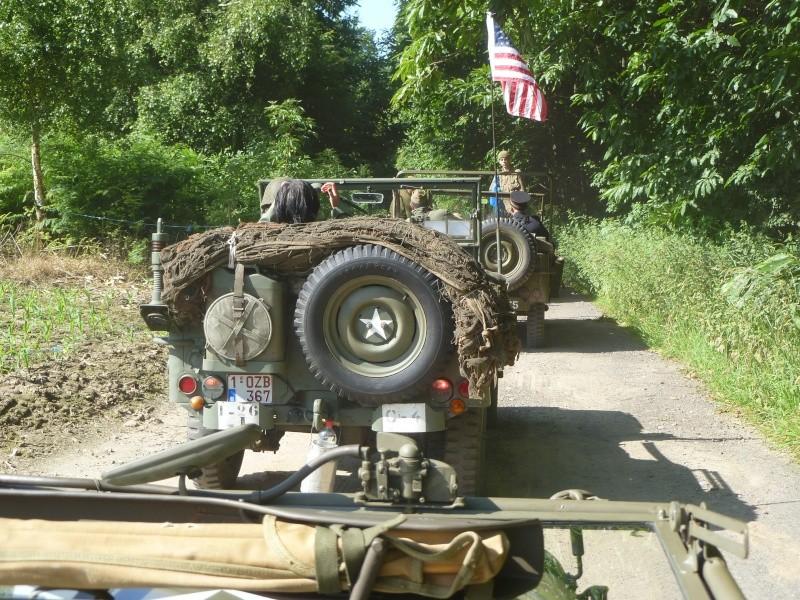 Camp de Tubize - 29 juin au 01 juillet 2012. P1010914