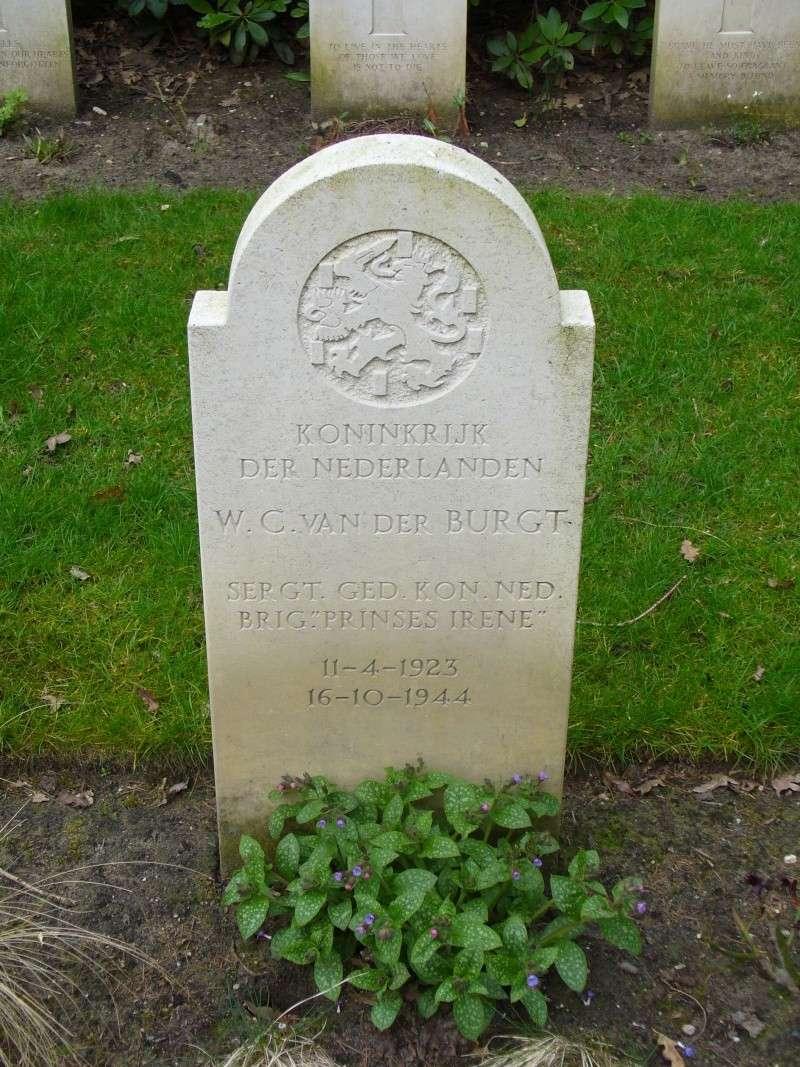 Cimetière WW2 Anglais - Overloon ( Hollande ) P1030110