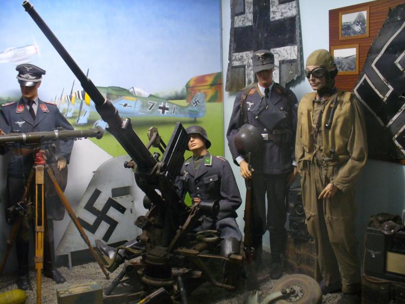 Musée WW2 - La Gleize P1040615