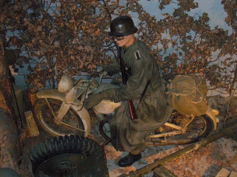 Musée WW2 - La Gleize P1040618
