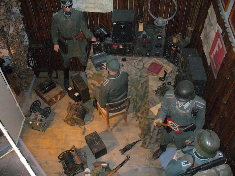 Musée WW2 - La Gleize P1040619
