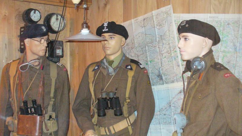 Musée WW2 - Adegem-Maldegem P1060911