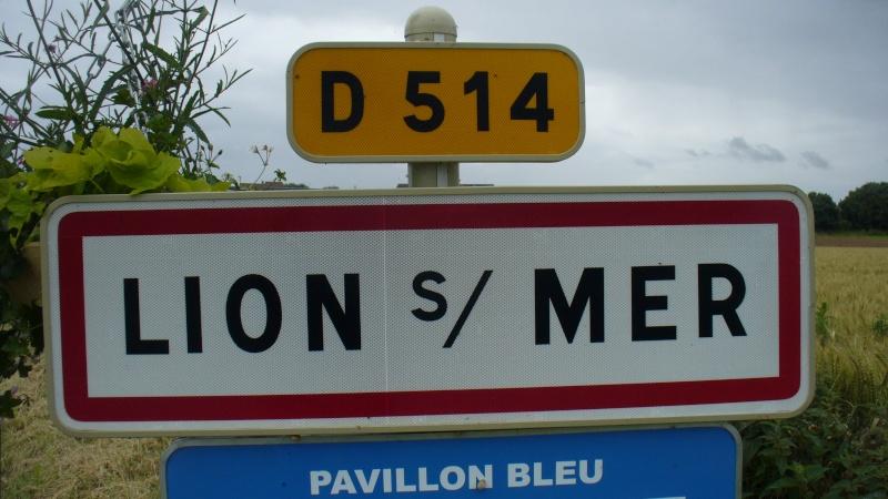 Monument WW2 - Lion-sur-Mer ( Calvados - Normandie ) P1080216