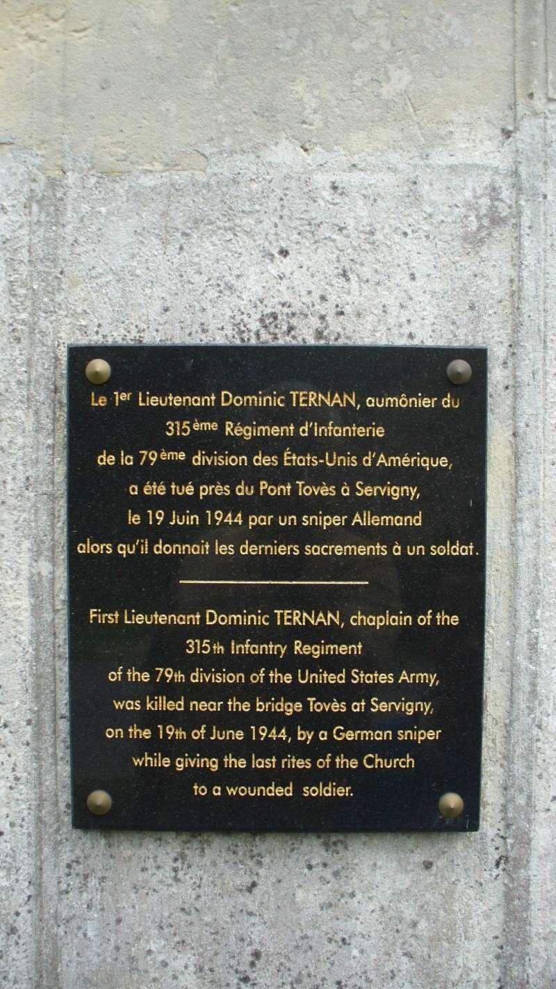 Monument WW2 - Yvetot-Bocage ( Normandie ) P1080414
